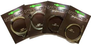 Dark Matter Ring Swivel Leader
