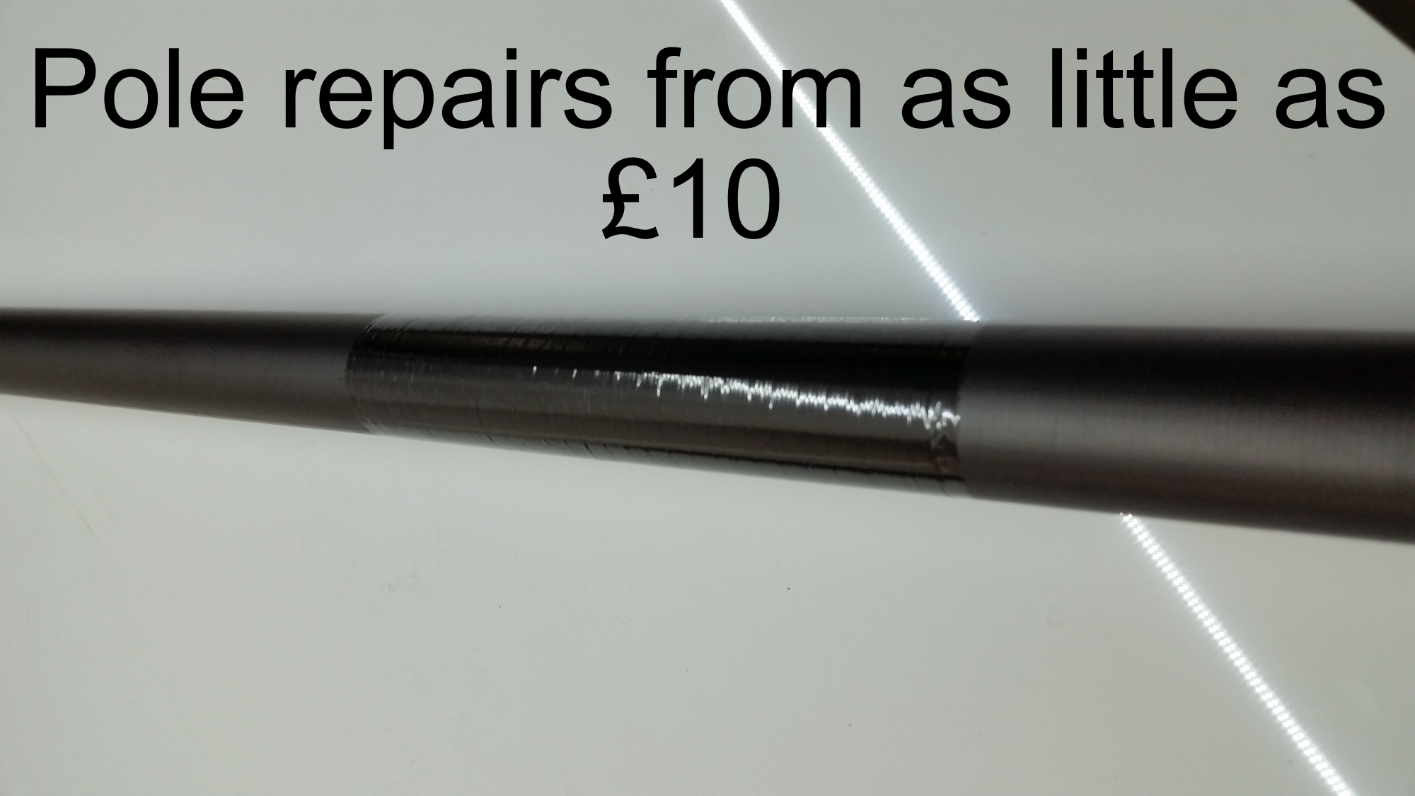 In house pole repairs from as little as £10